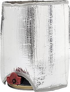 Clauss Cl-60002 00 Funda refrigerante para barril de cerveza de 5 L, plástico
