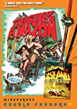 Treasure Of The Amazon & Island Of Lost Souls Double Feature