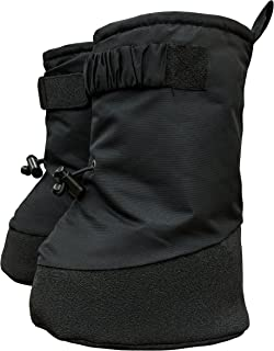N'Ice Kids Little Boys and Girls Winterproof 100 Gram Thinsulate Snow Booties
