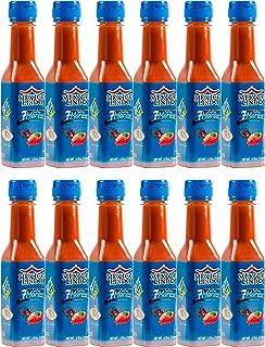 Mexico Lindo 7 Mares Hot Sauce, 5 fl oz ( Pack of 12)