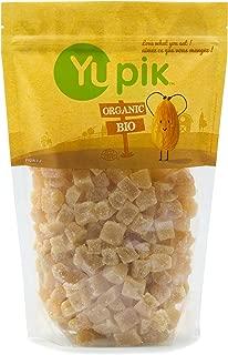 Yupik Organic Crystalised Diced Ginger, 2.2 lb