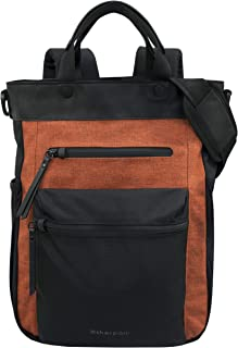 Sherpani Soleil, Anti theft Travel Backpack, Tote, and Crossbody bag for Women, with RFID and Laptop Sleeve