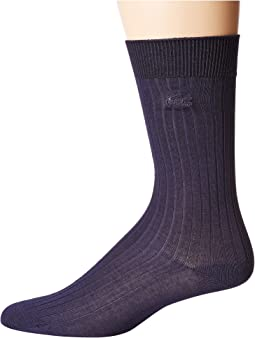 Lacoste - Cotton Crew Sock