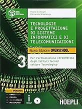Permalink to Tecnologie e progettazione di sistemi informatici e di telecomunicazioni. Per gli Ist. tecnici industriali. Con e-book. Con espansione online: 3 PDF