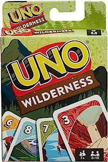UNO Wilderness Card Game
