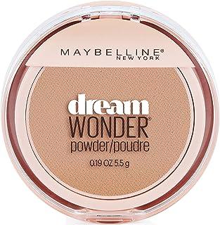 Maybelline New York Dream Wonder Powder Makeup, Natural Beige, 0.19 oz.