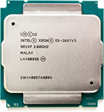 INTEL CM8064401807100 Xeon E5-2697 v3 Fourteen-Core Haswell Processor 2.6GHz 9.6GT/s 35MB LGA 2011-v3 CPU, OEM OEM