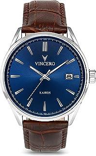 Luxury Men's Kairos Wrist Watch - 42mm Analog Watch - Japanese Quartz Movement…