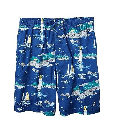 Nautica Sleep Printed Shorts (Limoges) Men