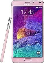 Samsung Galaxy Note 4 SM-N910H Unlocked Cellphone,  International Version, Retail Packaging, Pink