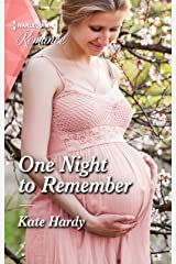 One Night to Remember (Harlequin Romance Book 4704) Kindle Edition