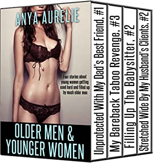 Older Men & Younger Women: Four-story bundle