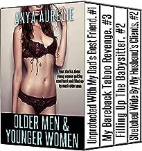Older Men & Younger Women: Four-story bundle