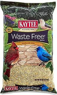 Kaytee 100033773 Food Waste Free Bird Seed Blend, 10 Pound