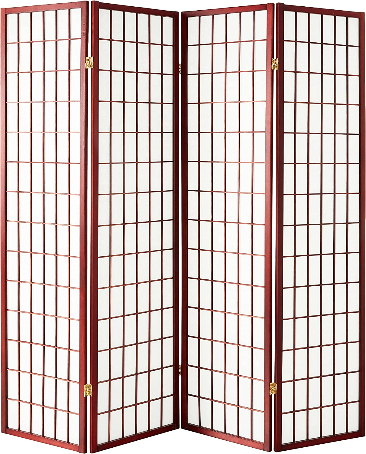 ORE High quality new International 4-Panel Room Ranking TOP5 Divider Cherry