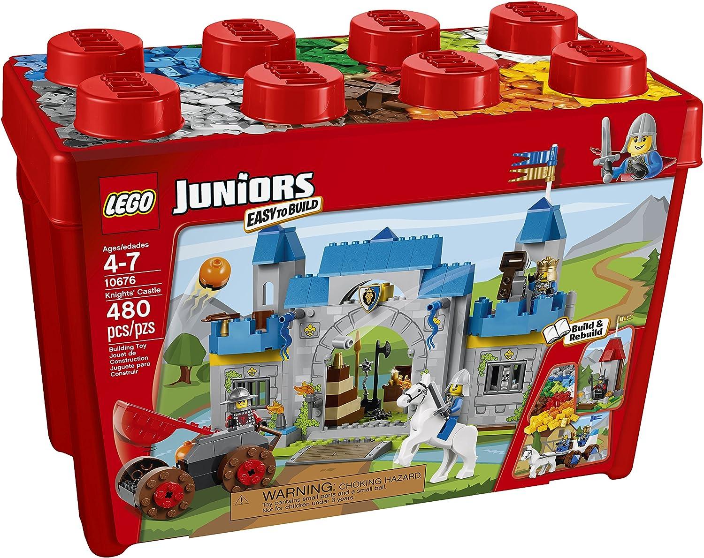 diseño simple y generoso Lego Juniors Knights Knights Knights Castle [ZABAWKA]  entrega rápida