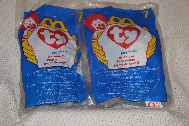Ty Beanie Babies  1998 Beanie Babies McDonald's Mel the Koala  7  TY BEANIE Babies