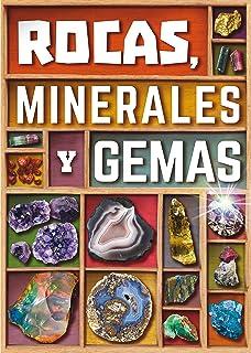 Rocas, minerales y gemas (Enciclopedias