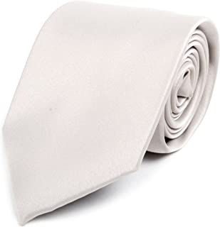 Boy's Solid Colored Ties + Ties for Boys Formal Wear, Wedding, Graduation, Prom