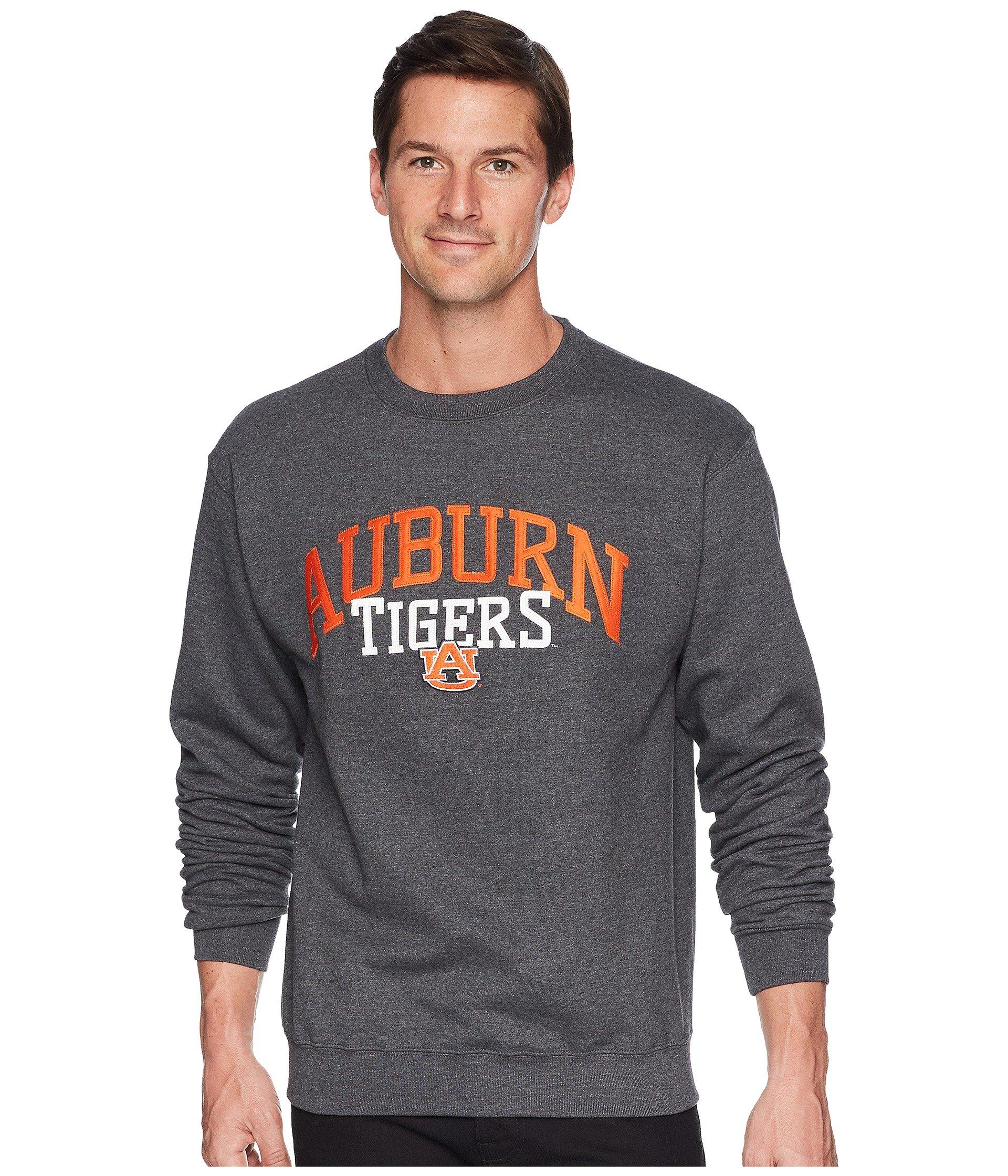 Buzo o Chaqueta Deportiva para Hombre Champion College Auburn Tigers Eco® Powerblend® Crew  + Champion en VeoyCompro.net