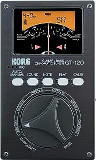 KORG クロマチックチューナー ギター/ベース用 GT-120
