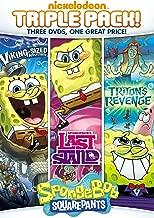 SpongeBob SquarePants Triple Feature: Last Stand / Triton's Revenge / Viking Sized Adventures