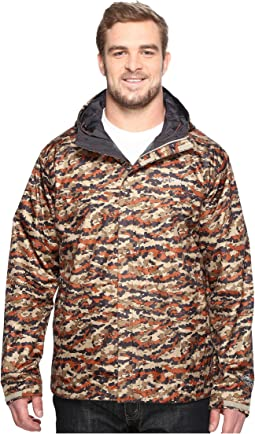Big & Tall Watertight™ Printed Jacket