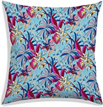 RADANYA Decorative Throw Pillow/Cushion Covers (20 x 20 inch)-Insert not Included