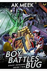 Boy Battles Bug (Space Invaders Book 2) Kindle Edition