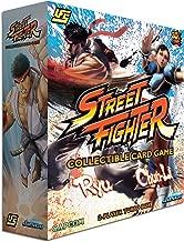 Jasco Games Street Fighter CCG: Chun Li vs. Ryu 2-player Starter Game Strategy Board Game
