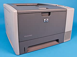 Certified Refurbished HP LaserJet 2420 Q5956A laser Printer with toner & 90-day Warranty
