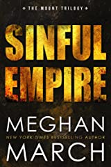 Sinful Empire (Mount Trilogy Book 3) Kindle Edition