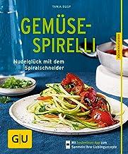 Gemüse-Spirelli: Nudelglück mit dem Spiralschneider (Gesun