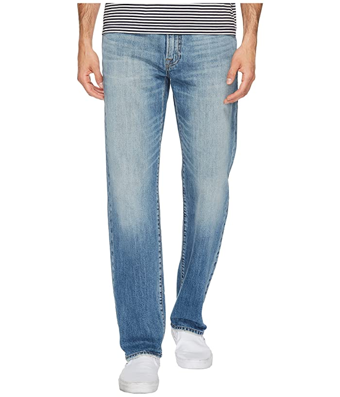 Lucky Brand  363 Vintage Straight in Paradise Valley (Paradise Valley) Mens Jeans