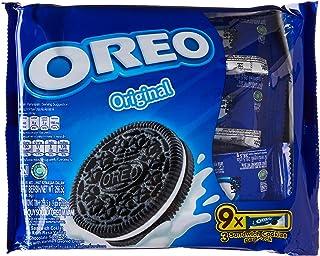 Oreo Sandwich Biscuits Vanilla (9x 28.5g) + 2 Free