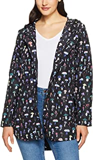 French Connection Women's Mushroom Printed Mac