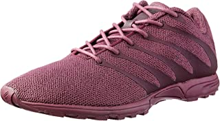 Inov-8 Women's F-Lite 195 Knit Running and Gym Training Shoe, Purple, 9.5 US