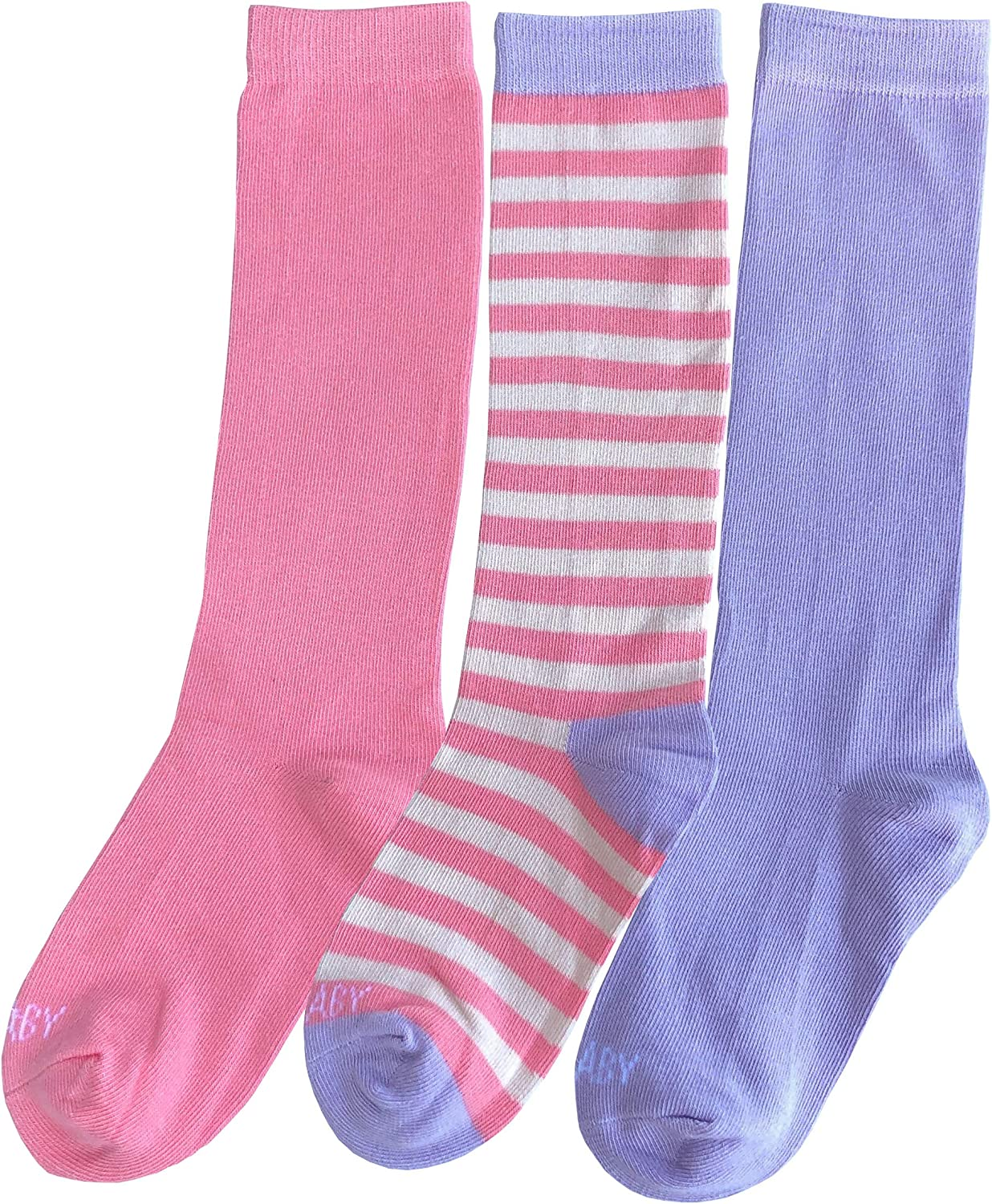 AFO Baby Socks, Knee High - LIMITED EDITION COLOR PACKS, Ideal for Pediatric AFOs, SMOs and Foot Braces