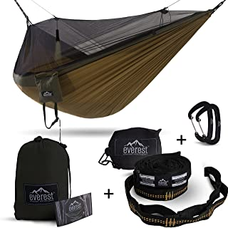 cold weather hammock tent