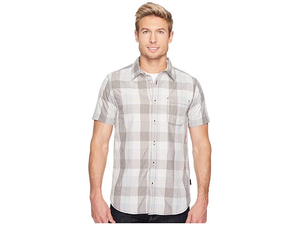 The North Face Short Sleeve Expedition Shirt (Sequoia Red Plaid (Prior Season)) Men