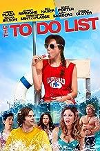 the to do list film