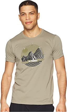 adidas Outdoor Compass Tee