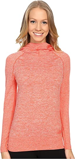 Go Seamless Pullover Hoodie