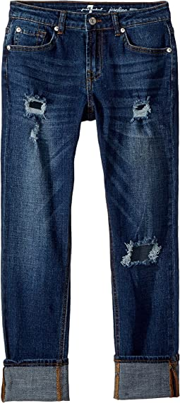 Josephina Boyfriend Jeans in Duchess (Big Kids)