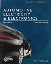 Today's Technician: Automotive Electricity and Electronics Classroom Manual