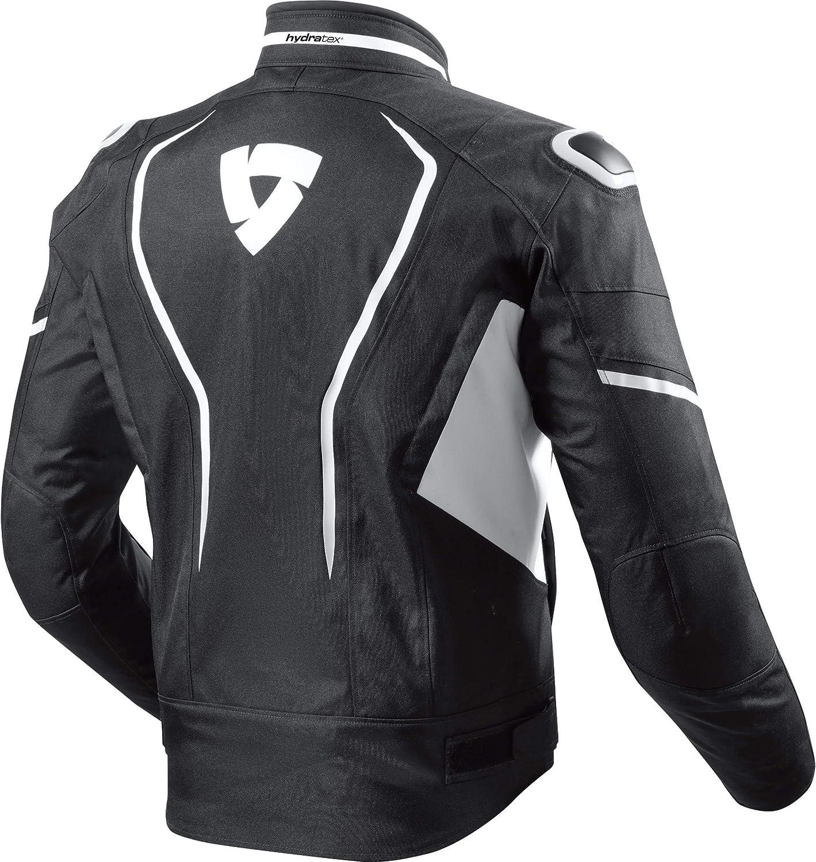 Rev It Motorradjacke Mit Protektoren Motorrad Jacke Vertex H2o Textiljacke Herren Sportler Ganzjährig Bekleidung