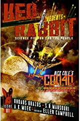 Red Rabbit Presents #1: Science Fiction for the People! Kindle Edition