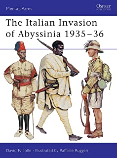 The Italian Invasion of Abyssinia, 1935