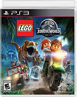 Take-Two Interactive LEGO Jurassic World, PS3 - Juego
