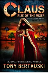 Claus: Rise of the Miser (A Science Fiction Adventure) (Claus Universe Book 5) Kindle Edition